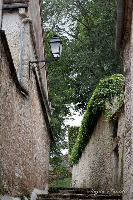 Provins - one of cute corners