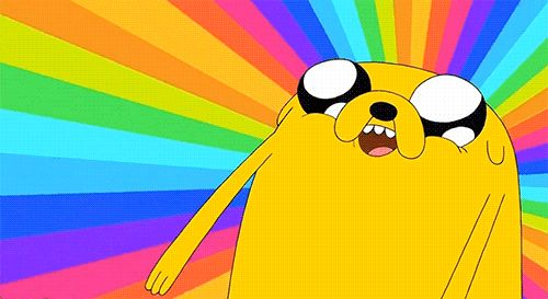"I got Jake the Dog! Which ""Adventure Time"" Character Are You?"
