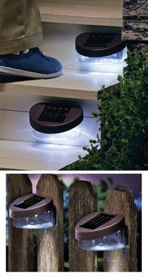 Solar Lights For Your Garden | Homesteading Survival