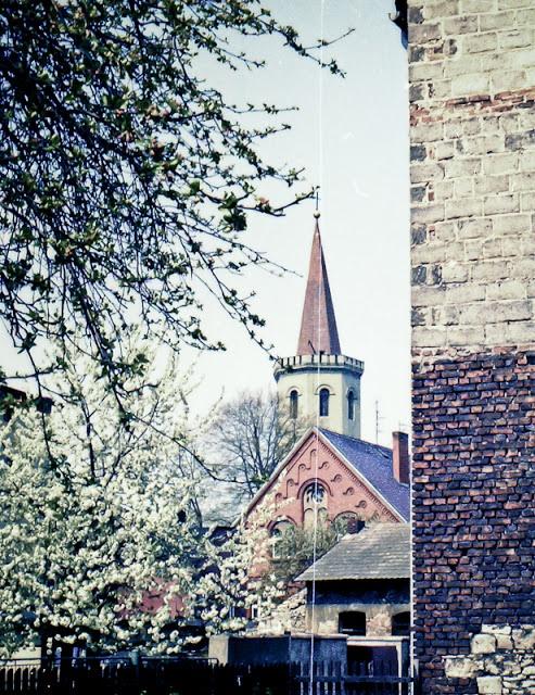 Bieruń Stary, kościół św. Barłomieja. 9 km od naszego hotelu.  Old Bierun, Silesia, St. Bartholomew the Apostle church. 9 km from our hotel.