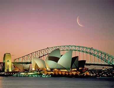 Opera House in Sydney, Australia