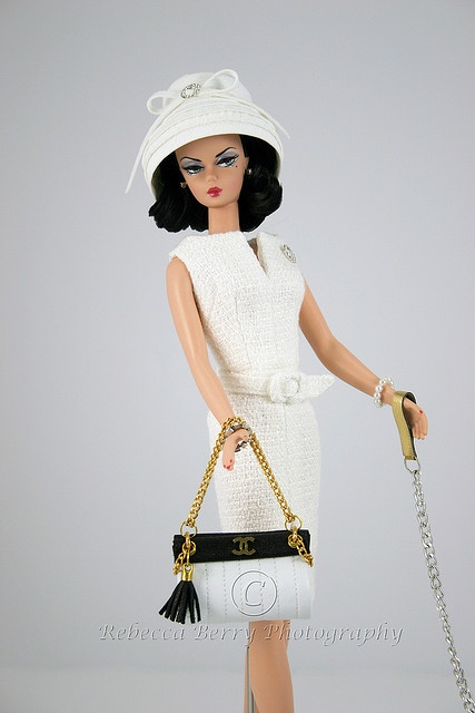 102 Best Images About Chanel Barbie On Pinterest Chanel