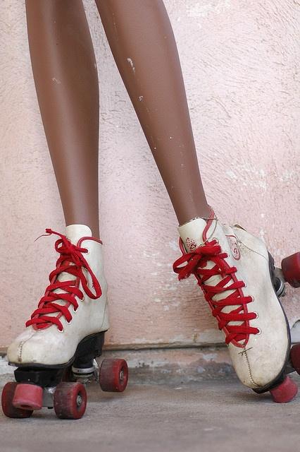 Definitely had Strawberry Shorcake Skates!