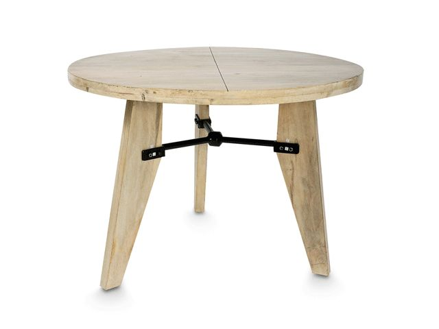 Tokyo Round Dining Table W/Wash