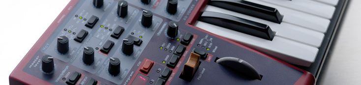 Nord Lead 2X  Nord lead dan Nord Lead 2 original merupakan salah satu synthesizer paling populer yang pernah dibuat. Memulai debutnya pada tahun 1995, Nord Lead virtual analog synthesizer pertama telah berhasil menggemparkan dunia musik. Produk ini langsung dijadikan sebagai standar industri dan berhasil menempatkan dirinya diantara synthesizer klasik yang paling dihormati.
