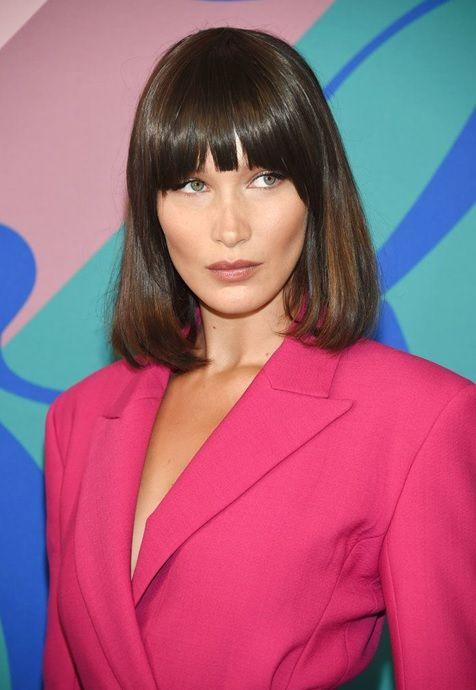 5 Bangs Haircuts In Trend This Year Hairspo Hair Styles Short