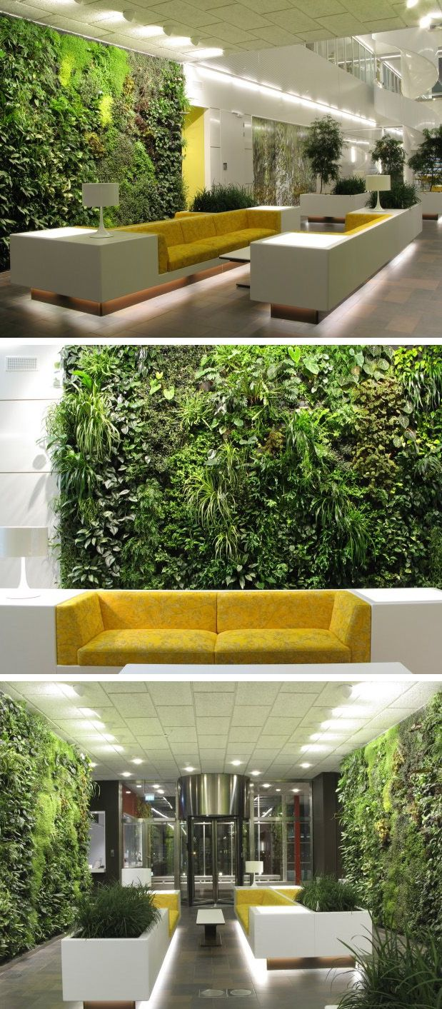 Vertical Gardens by Michael Hellgren