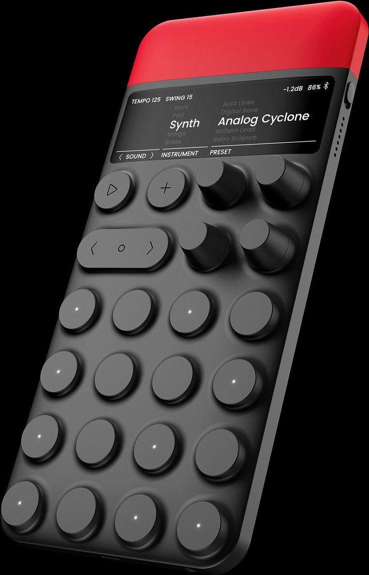 ZONT Synthesizer by Pavel Golovkin