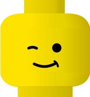 Lego - Kit Completo com molduras para convites, rótulos para guloseimas, lembrancinhas e imagens!