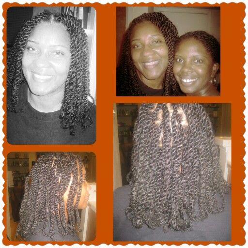 Medium Marley/Havana Twists | Hair by LadyP | Pinterest