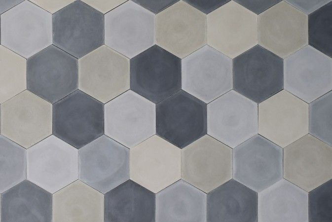 hex - beautiful tiles from marokk.dk