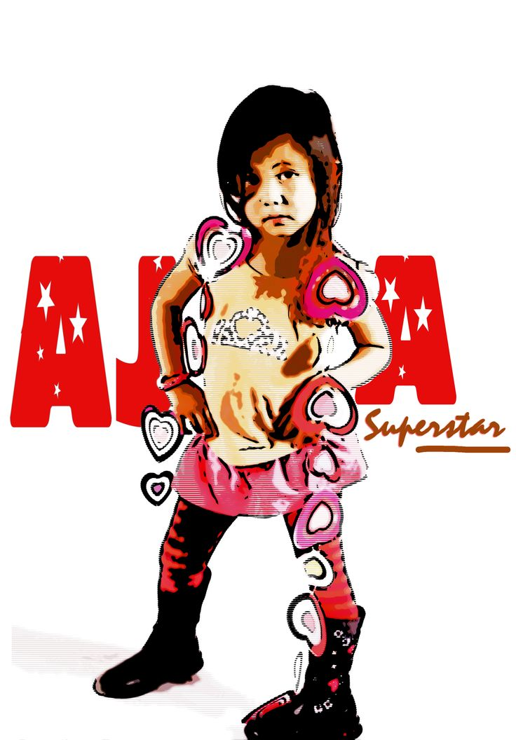 Aja Superstar, from PT´s Foto fun