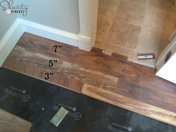 17 Best Ideas About Installing Laminate Flooring On