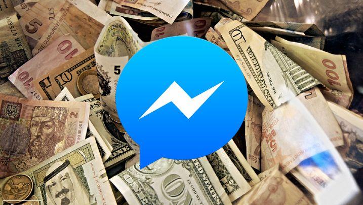 #B2B Hacked Screenshots Show Friend-To-Friend Payments Feature Hidden In Facebook Messenger   TechCrunch