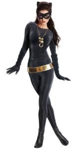 Classic Catwoman Costume - Adult Costumes
