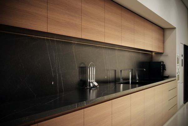 Modern Kitchen by Hassan Jaber, via Behance
