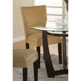 Gold Ochre Parson Chair, Set of 2 - Coaster 101492: Dining Room, Dining Chairs, Parsons Chairs, Ochre Parson, Parson Chairs, Side Chairs, Chair Set, Parson Dining