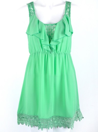 <3Summer Dresses, Fashion, Mint Green, Style, Cute Dresses, Clothing, Colors, Green Dresses, Dreams Closets