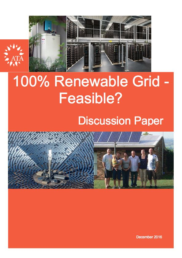 Electricity In Texas Is 100 Renewables Feasible Part I