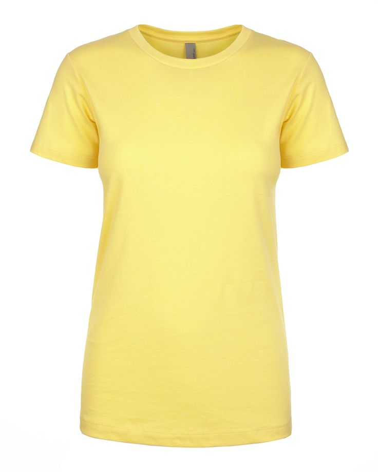 BlankClothing.ca - N1510 Next Level Ladies' Ideal Short-Sleeve Crew Tee, $4.73 (https://blankclothing.ca/n1510-next-level-ladies-ideal-short-sleeve-crew-tee/)