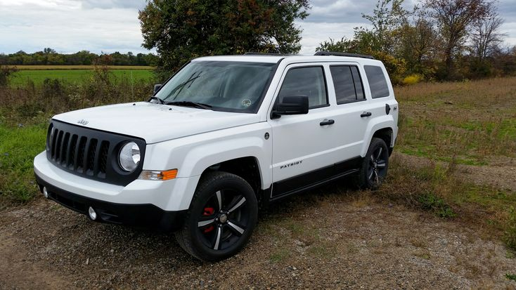 FT] Jeep Patriot Grill, Radiator PT#: 68091526AA - Jeep Patriot Forums