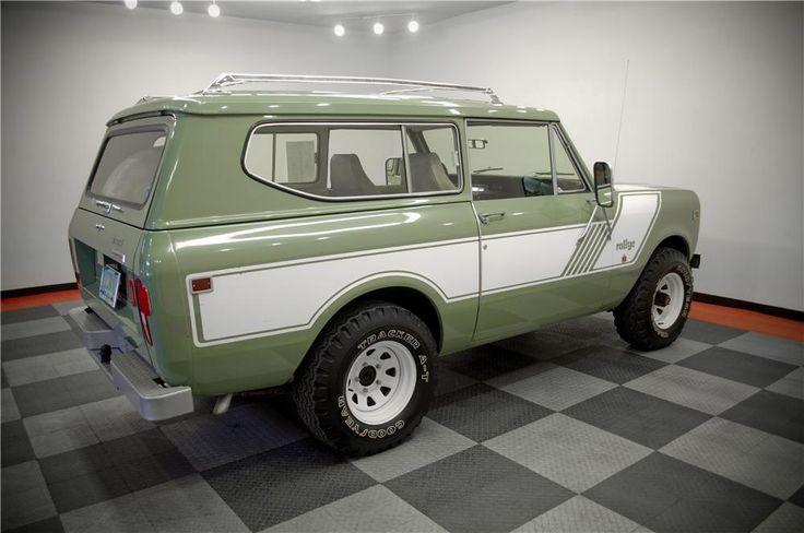 1978 INTERNATIONAL SCOUT II SUV - 161763