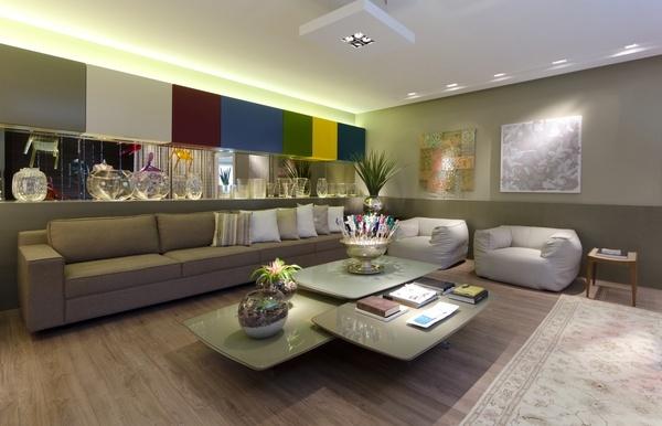 Decoração de Interiores  Sala  Design de Interiores  Pinterest