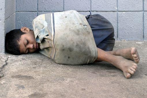 homeless child, Nicaragua--So sad! Two weeks and I will be making a difference in lives such as this one!