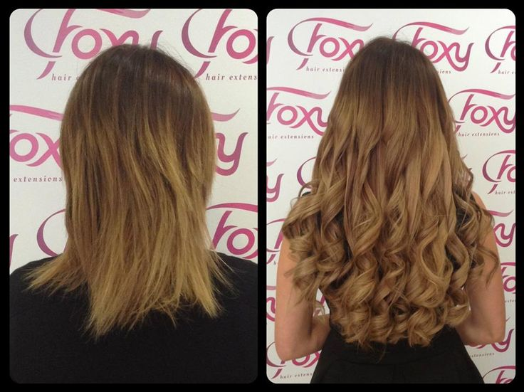 29 best foxy before after images on pinterest hair extensions hair wefts from foxy hair extensions choose from standard range grade 4a single drawn pmusecretfo Images