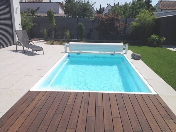 Pool Deck Ideas For Inground Pools semi inground pool deck ideas Small Inground Pools Backyard Design Ideas Pool Deck Ideas Privacy Garden Fence Methow Valley Ideas Pinterest Small Pools Pool Ideas And Backyard