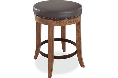 By Lee Industries The 5973 51sw Swivel Counter Stool Also