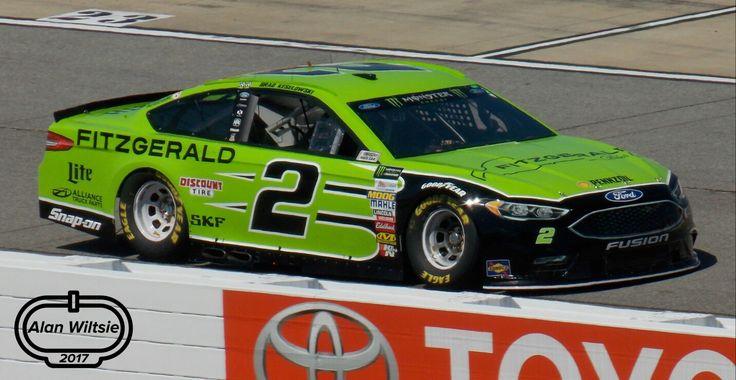 383 Best Brad Keselowski Images On Pinterest Racing News