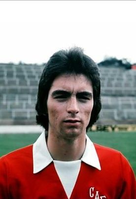 Les Berry Charlton Athletic 1974