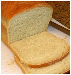 Sandwich Bread Recipe for your Stand Mixer | Mixers on Sale