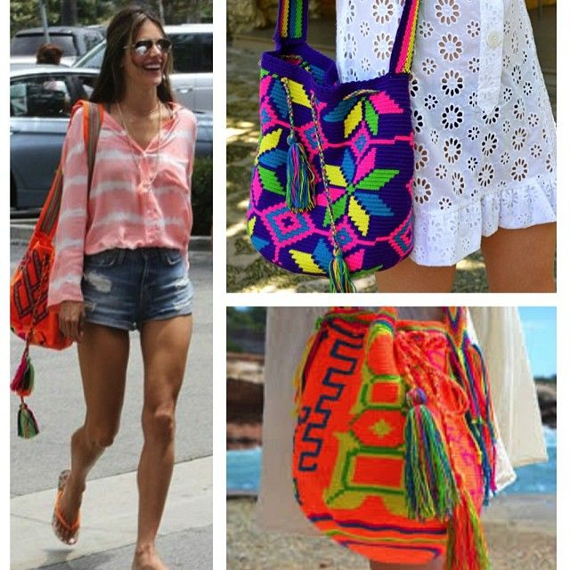 Wayuu Bags.