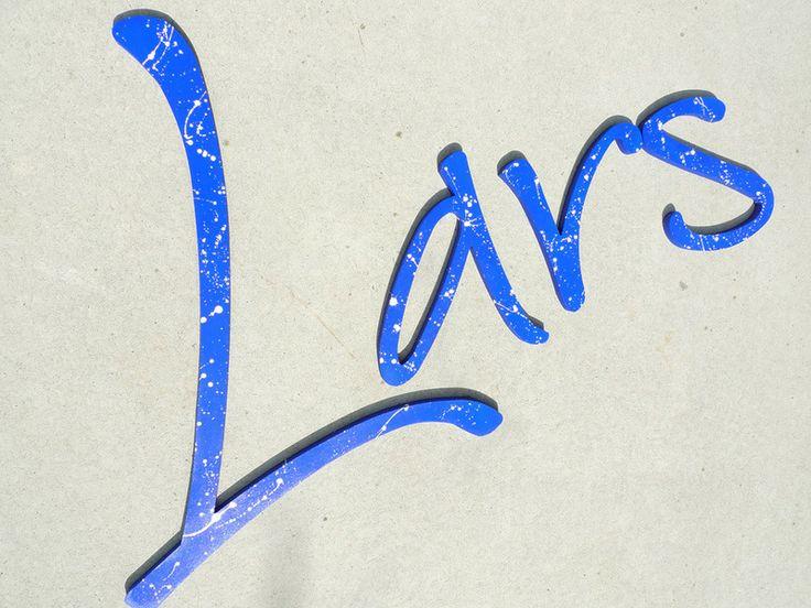 Buchstaben ★ Buchstaben von PAULSBECK Buchstaben, Dekoration & Geschenke auf DaWanda.com