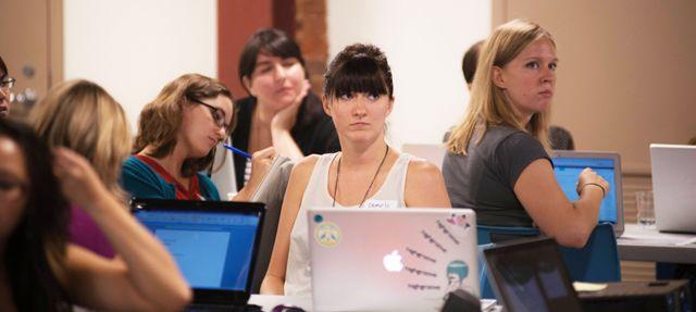 Finnish event gets women into programming