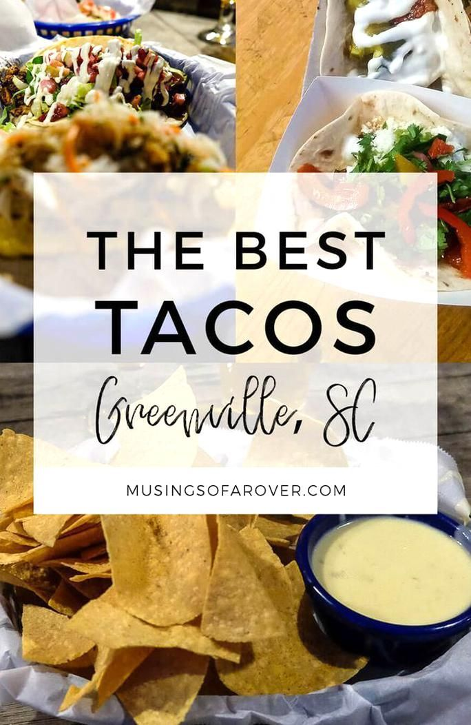 Looking For The Best Tacos In Greenville South Carolina Greenville Sc Head To White Duck Taco Farmhouse Tacos Automatic Taco Willys In 2020 Duck Tacos Cantina 76 Food