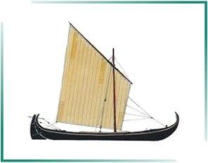PORTUGAL MARÍTIMO: BARCOS TRADICIONAIS PORTUGUESES - Barco de Ílhavo