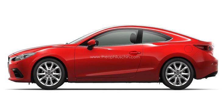Mazda 3 Coupé 2014