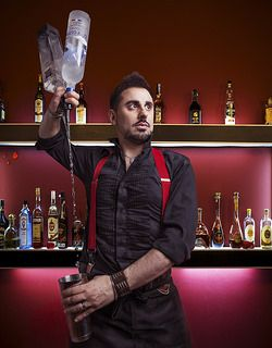 Crossing Flows in 2019 | bartender portraits | Bartender ...