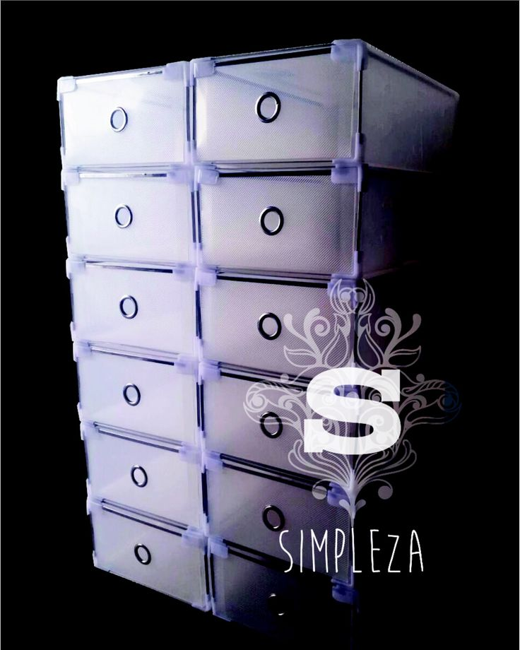 Haz tu pedido ahora!!! No te quedes sin tus cajas organizadoras Despachos a todo Chile