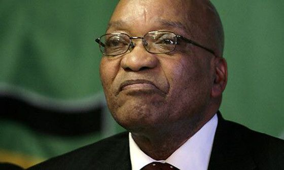 Stop bad mouthing South Africa says Zuma