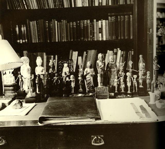 Coleção de Freud - arqueologia