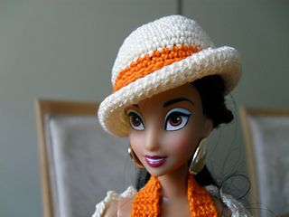 Free Crochet Patterns For Barbie Hats : 17 Best images about Doll items on Pinterest Belly ...