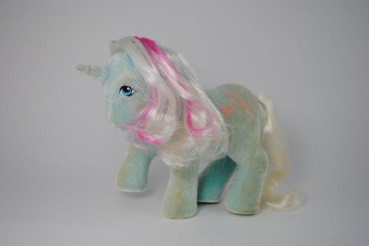 Fifi. So Soft pony. Year 4. 1985-86.