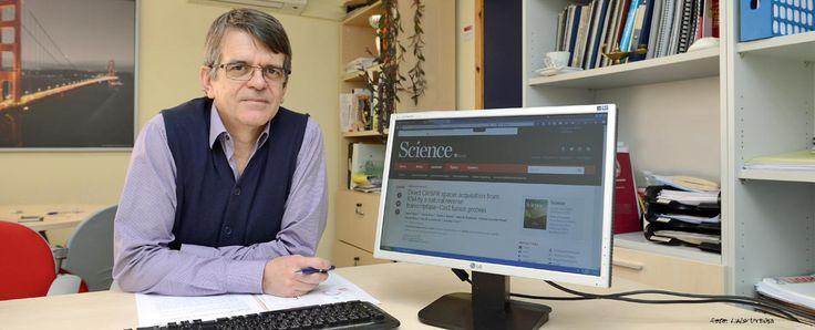El descubrimiento de un mecanismo bacteriano de defensa frente a virus de ARN, en revista Science   http://www.um.es/prinum/index.php?opc=reportajes&ver=61
