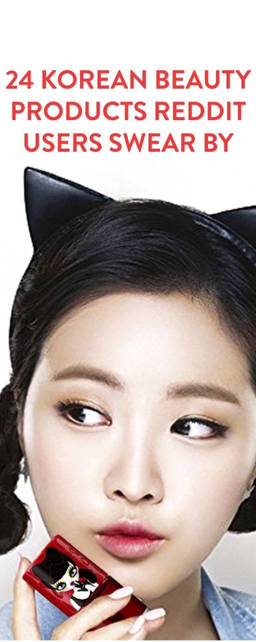 24 Korean Beauty Products Reddit Users Swear By