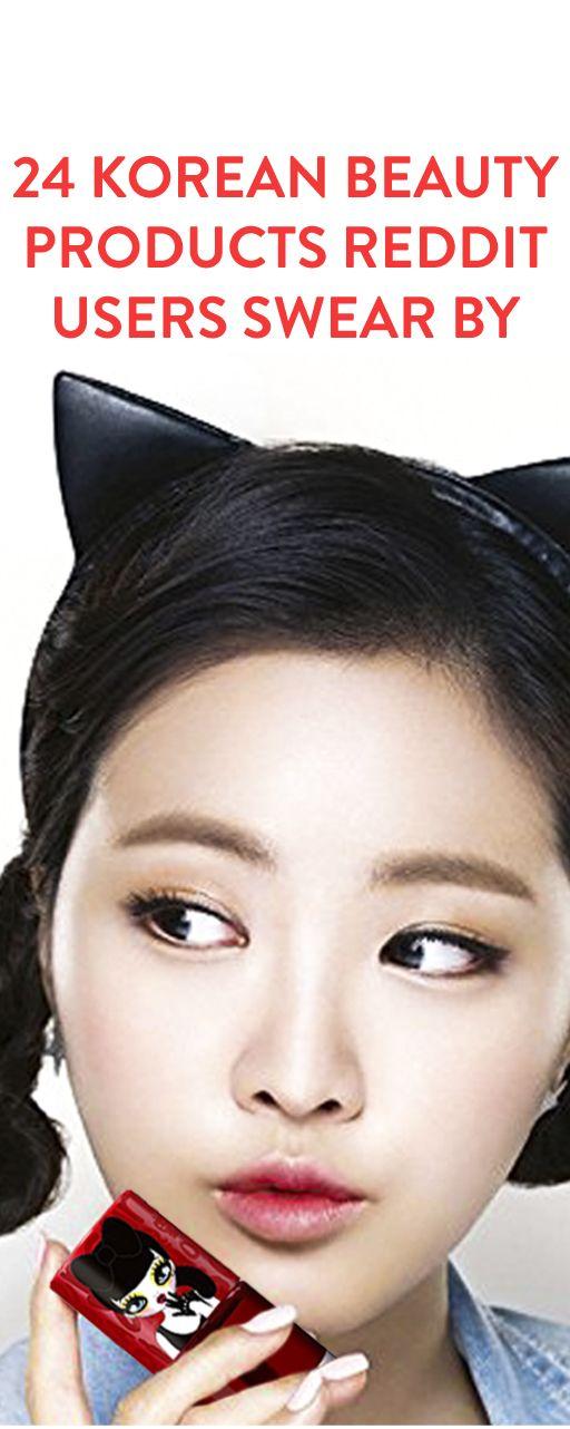 24 Korean Beauty Products Reddit Users Swear By