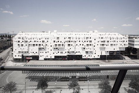 Doninpark, Vienna, 2013 - LOVE Architecture and urbanism